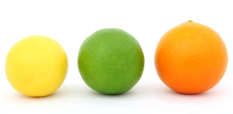 three fruits A Little Bit of Thesis, CSS and a WordPress Plugin